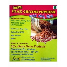 Agase (Flax) Chatni Powder-100gms